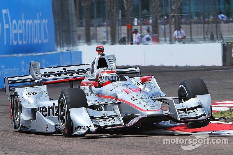 Polesitter Power te ziek voor IndyCar-opener, Servia vervanger