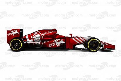 À quoi pourrait ressembler un retour d'Alfa Romeo en F1?
