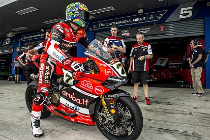 "Ducati ""missing that last bit"" to beat the Kawasakis - Davies"