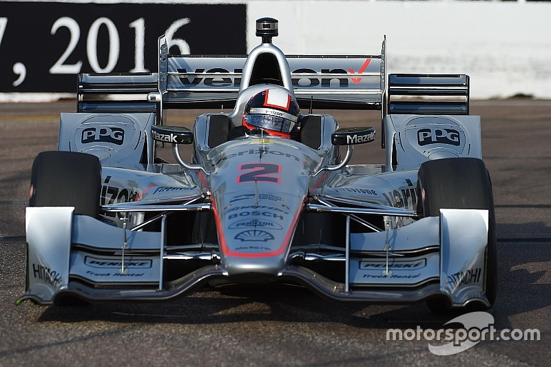 Course - Montoya s'impose devant Pagenaud