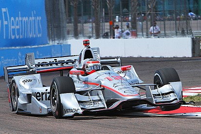 "IndyCar confirma ""conmoción cerebral leve"" para Will Power"