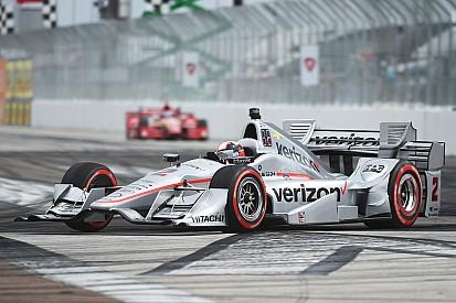 Juan Pablo Montoya wint IndyCar-seizoensopener