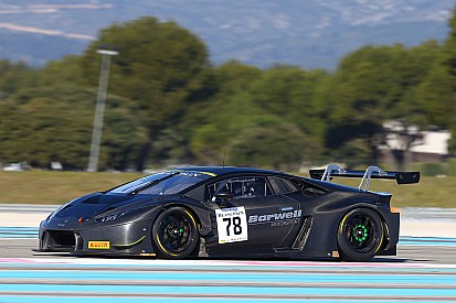 Lamborghini en tête à l'issue des deux journées au Castellet