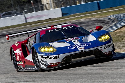 Dixon, Bourdais, Tincknell e Johnson new entry Ford per Le Mans
