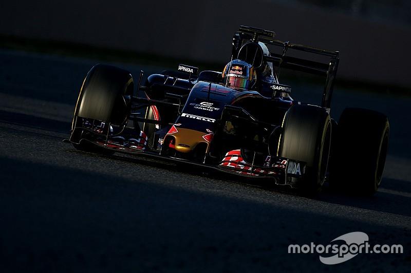 Сайнс намерен привести Toro Rosso в пятёрку лучших команд