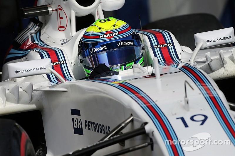 """Massa se anima para el GP de Australia y dice """"todo puede pasar"""""""