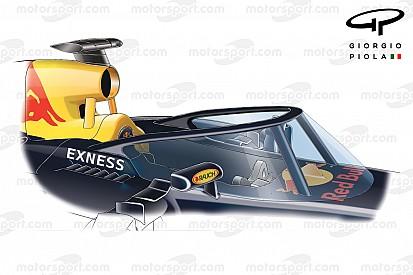 Red Bulls alternativer F1-Cockpitschutz bekommt Unterstützung