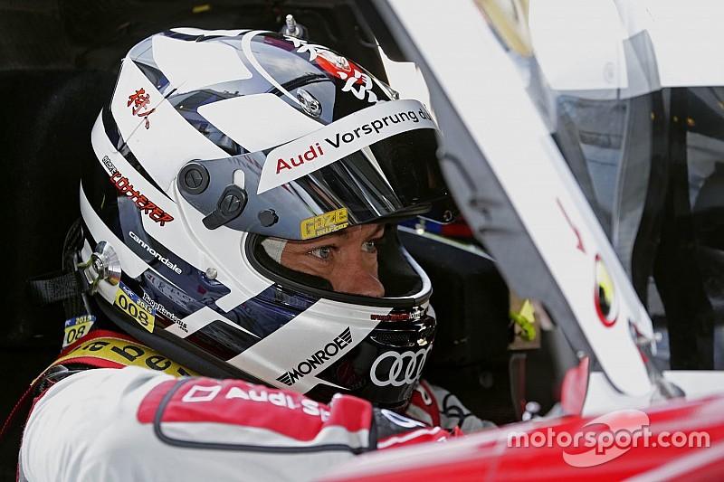 Vandoorne in middenmoot tijdens Super Formula-test Suzuka