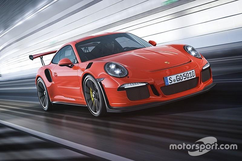 Porsche heropent de Norschleife met testrit 911 GT3 R