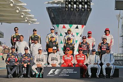 Galería: Los participantes de la temporada 2016 de F1