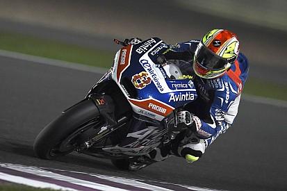 """Barbera: """"Ik kan ook in de MotoGP vooraan meedoen"""""""