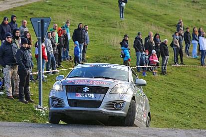 Il Suzuki Rally Trophy prende il via al Rally il Ciocco 2016