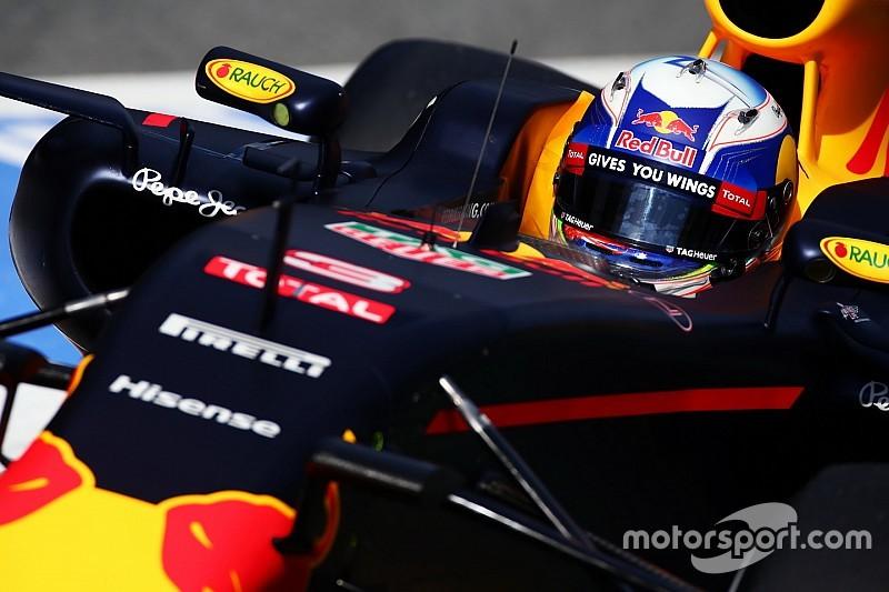 Ricciardo es mucho más rápido de lo que yo fui, asegura Webber