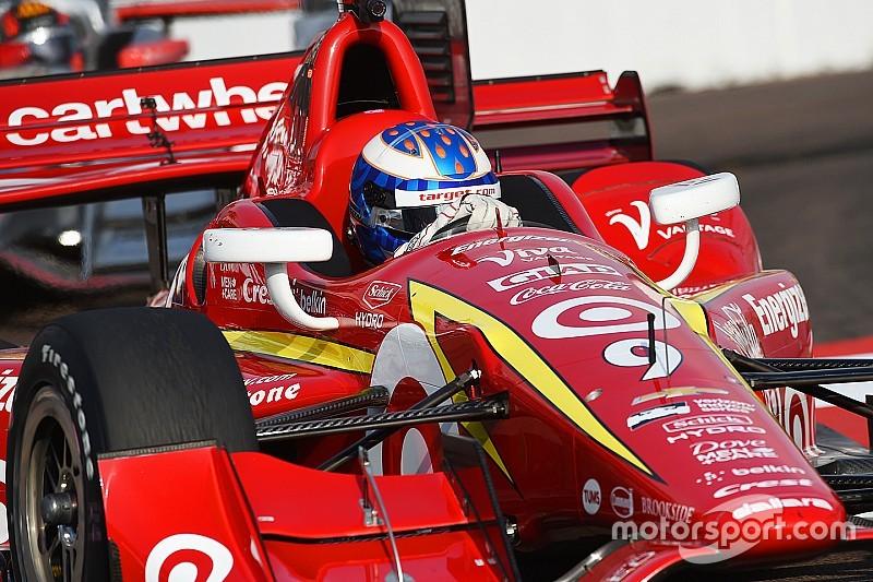Ganassi: Focus op cockpitbescherming bij volgende generatie IndyCar