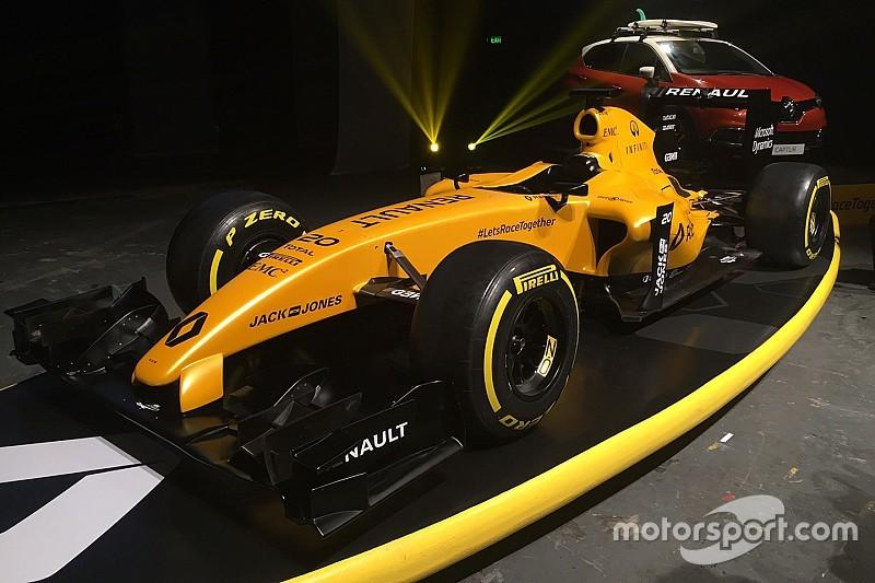Renault 2016 f1