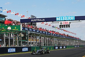Formule 1 Actualités GP d'Australie - Le programme TV du week-end