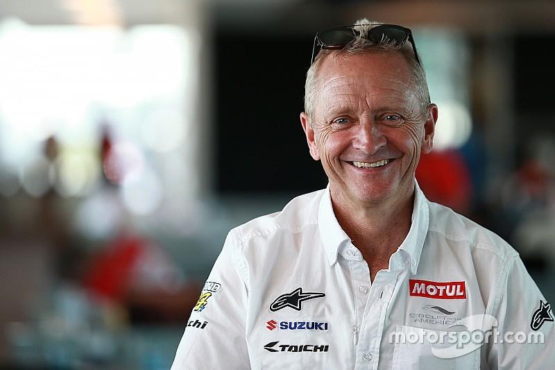 Schwantz - Si Honda reste en retrait, Michelin va changer
