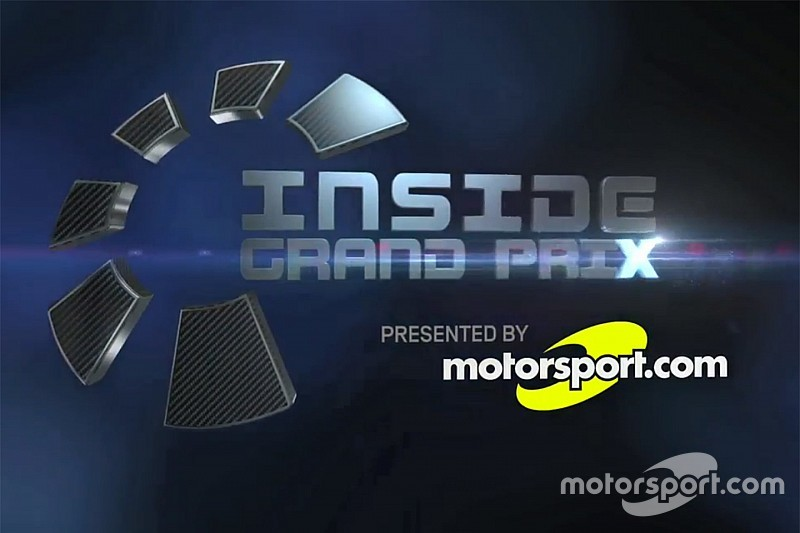 Inside Grand Prix Australien