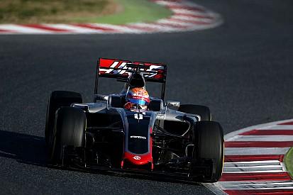 "Grosjean precisa ""pilotar com maturidade"", diz Haas"