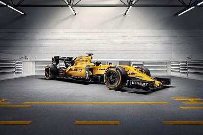 Galería: La nueva imagen del auto de Renault F1