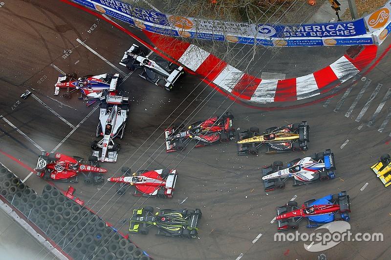 Galería: Las mejores fotos de IndyCar en St. Pete