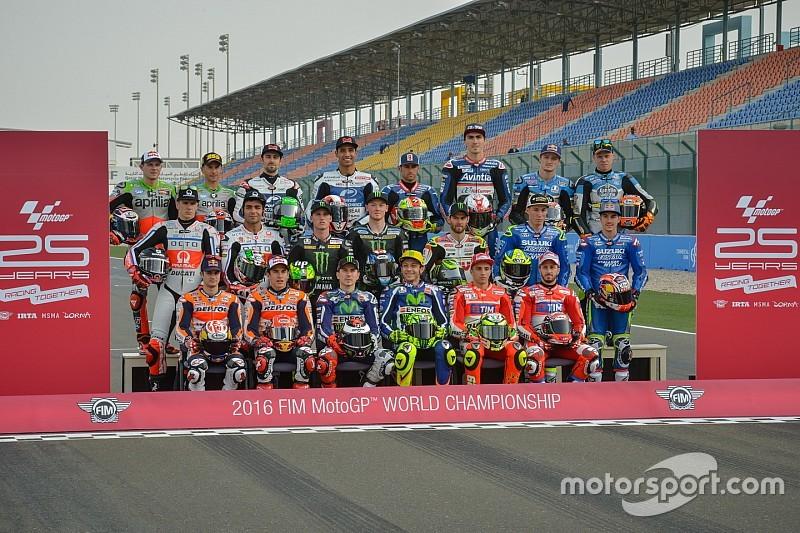 Galería: Los pilotos de MotoGP