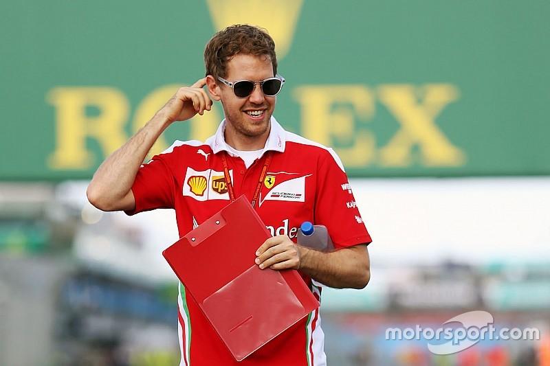Vettel - Un grand défi mais une volonté d'être favori