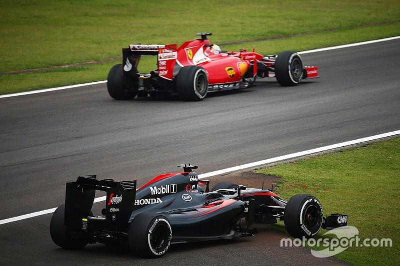 """Alonso: """"Spijt van mijn vertrek als Ferrari dit jaar de titel wint"""""""
