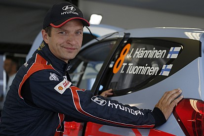 Toyota: Juho Hanninen ingaggiato come tester della Yaris 2017