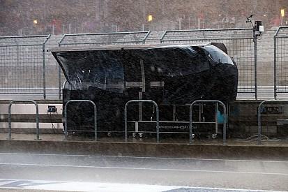 Météo changeante et pluie au Grand Prix d'Australie