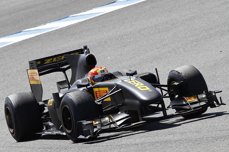 Pirelli verwacht geen problemen rondom banden voor 2017