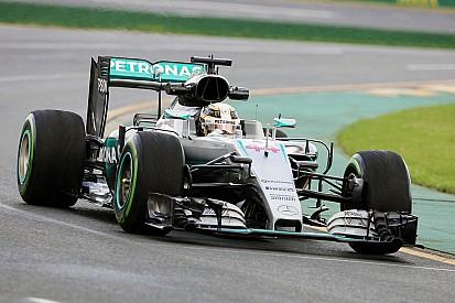 EL1 - 15 minutes sans bourrasques et averses pour Hamilton