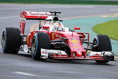 """Vettel - """"Pas grand-chose à apprendre aujourd'hui"""""""