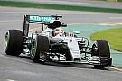 Grand Prix von Australien: Hamilton auch im zweiten Freien Training an der Spitze