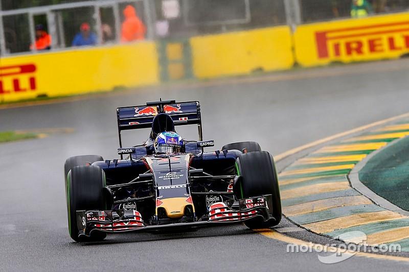 """Toro Rosso - Peu de roulage à cause d'une météo """"contrariante"""""""