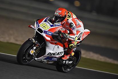 Rossi s'inquiète de la vitesse de pointe des Ducati