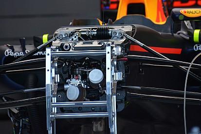 Giorgio Piola tech blog: Grand Prix van Australië