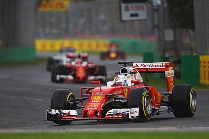 """Vettel fala em dia inútil: """"pelo menos foi para todos"""""""
