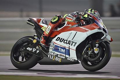 Iannone bate Marquez em segundo treino livre no Catar