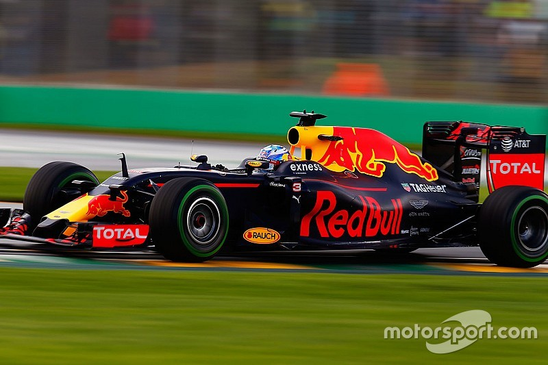 La mystérieuse peinture des Red Bull