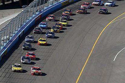 Brian France, presidente de NASCAR, aplaudió los resultados del nuevo paquete aerodinámico
