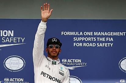 Lewis Hamilton se lleva la primera pole position de la temporada