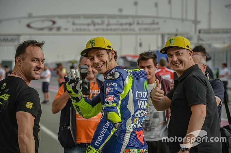 """Rossi - """"Le soutien de Yamaha n'a connu aucune limite"""""""
