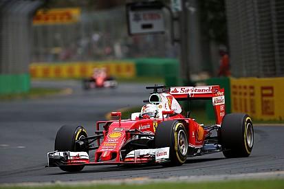 """Vettel: """"Volevo essere più vicino alle Mercedes. Le Qualifiche? Una m...."""""""