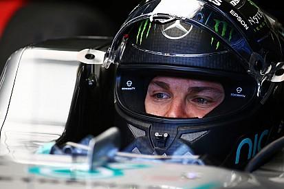 """Rosberg - """"Lewis a été meilleur, c'est tout"""""""