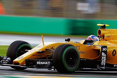 Les pilotes Renault ne s'attendaient pas à passer en Q2