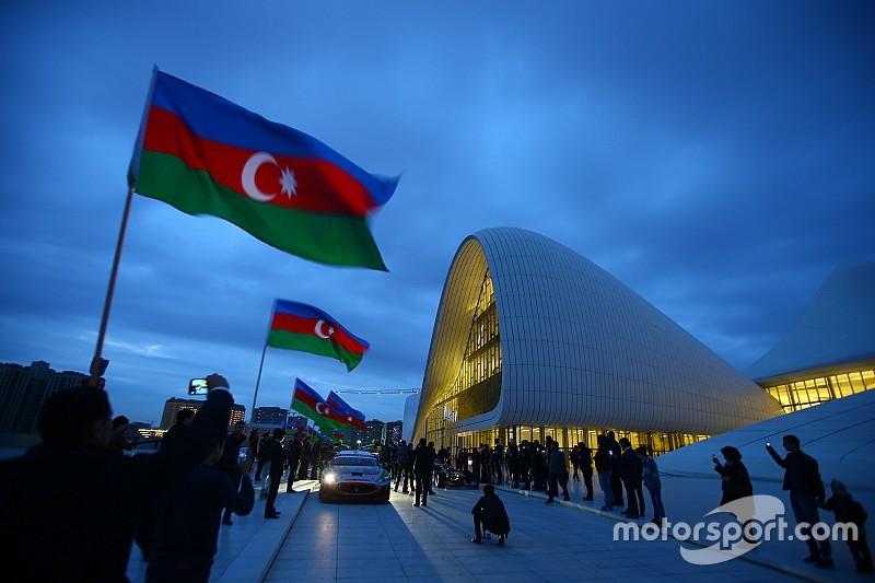 Insolite - Un choix politique va modifier l'horaire du GP de Bakou!