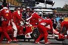 Vettel, sobre la clasificación: