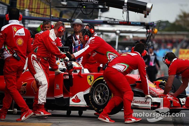 """Vettel, sobre la clasificación: """"Sabíamos que esto iba a pasar"""""""