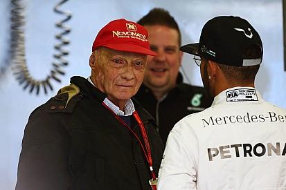 "Lauda: ""Esto se hizo para evitar la parrilla invertida"""